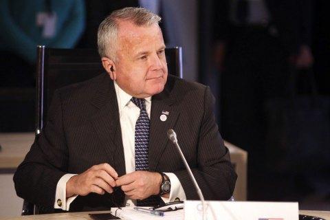 Посол США в Росії Салліван повернувся до Москви