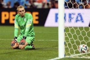 Голкіпер Голландії не взяв жодного пенальті у своїй кар'єрі