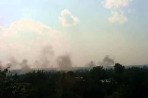 Дві людини загинули під час обстрілу міста Моспине