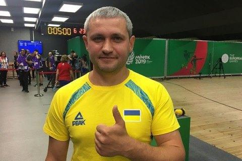 Україна вийшла на третє місце в медальному заліку Європейських ігор-2019