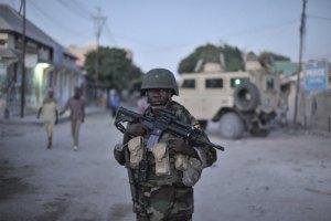 В ДР Конго обстреляли вертолет миротворцев ООН
