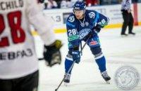 Для Матерухіна сезон у КХЛ закінчено