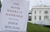 Мемуари Болтона про роботу на Трампа запустили в продаж усупереч опору Білого дому