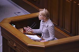 Тимошенко: Янукович -  инопланетянин, которому нужны ресурсы