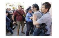 Милиция хочет узнать, работал ли избитый журналист по редакционному заданию