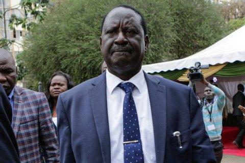 Выборы вКении признаны преступными