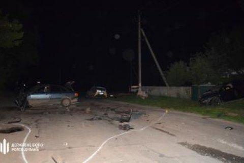 У Вінницькій області п'яний коп влаштував ДТП, є жертви