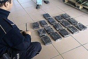 В супермаркетах Польши прислали кокаин