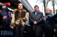 Активисты требовали у Генпрокуратуры закрыть дело против 51-й бригады. Один из активистов оказался в суде (ОБНОВЛЕНО)