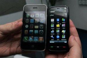 Apple обогнал Nokia на рынке смартфонов