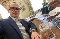 Малюська показал, чем кормят в Лукьяновском СИЗО