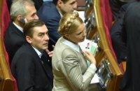 """Раді запропонували створити слідчу комісію з приводу Тимошенко й """"Укрнафти"""""""