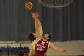 Баскетбольна збірна України поступилася Болгарії на турнірі в Мінську