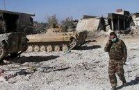 Исламисты захватили христианский пригород Дамаска