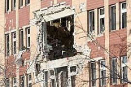 Количество жертв взрыва в луганской больнице возросло до 16 человек