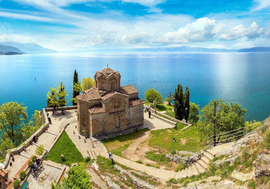 Церковь святого Иоанна Богослова, Охрид, Северная Македония