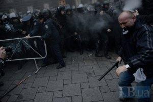 """Суд отпустил одного из """"свободовцев"""", арестованных за драку под Кабмином"""