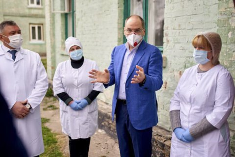 Министр охраны здоровья Степанов получил позитивный тест на COVID-19