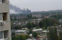 В Донецке идут бои, есть жертвы