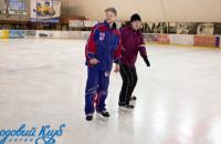 Нова «льодова» арена незабаром переїздить до Києва!