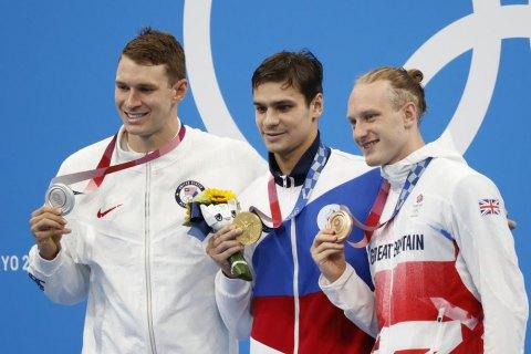На Олимпиаде разгорается скандал: американский и британский пловцы обвинили российского чемпиона в нечистом заплыве