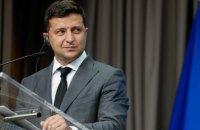 Зеленський заявив, що до нього ніхто не думав про повернення Криму