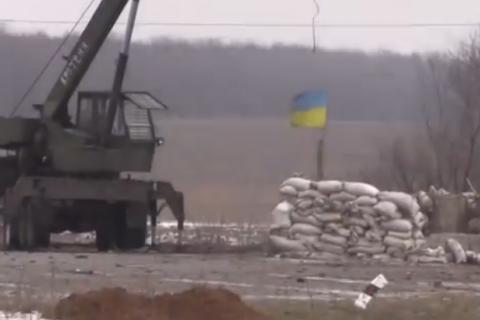 За добу бойовики 10 разів обстріляли сили АТО на Донбасі