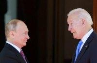 """Байден: """"Путин управляет экономикой, в которой есть ядерное оружие, нефть и больше ничего"""""""