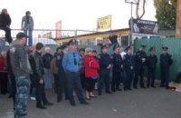 """Задержаны 12 предринимателей с """"Лесного"""""""