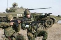 Минобороны РФ: войска на границе с Украиной проводят полевые занятия