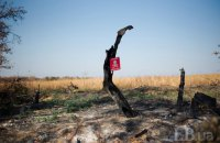 Бойовики сім разів порушили перемир'я на Донбасі в неділю
