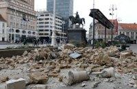 Хорватію вранці сколихнули три нові землетруси