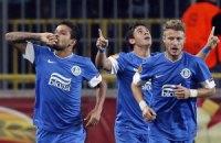 Лига Европы. «Днепр» – ПСВ – 2:0