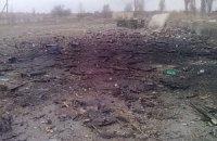 Бойовики три дні поспіль обстрілюють село Гранітне Донецької області