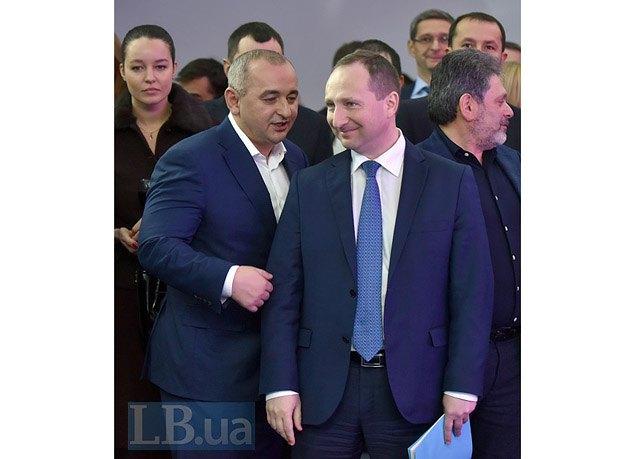 Слева направо: Анатолий Матиос, Игорь Райнин и Григорий Шверк