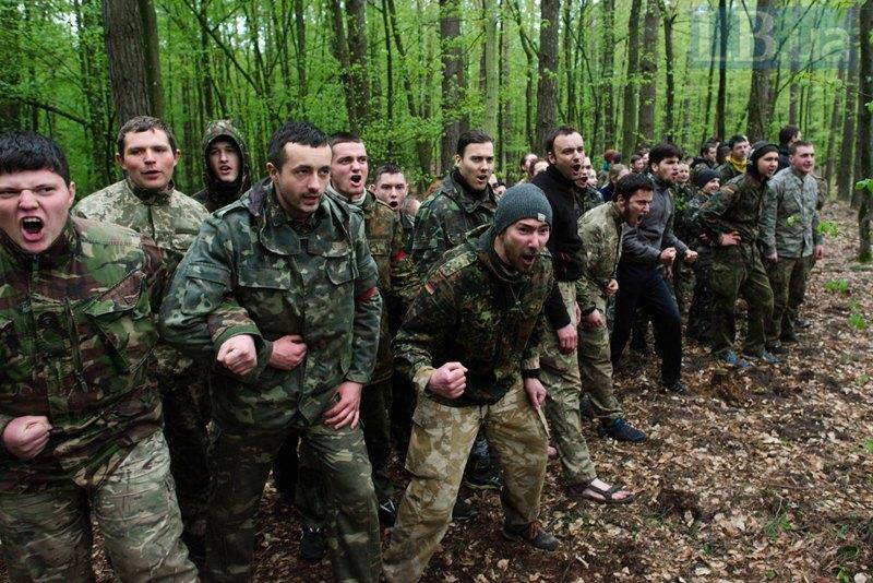 """Молодь Прикарпаття кличуть на Всеукраїнську """"Теренову гру"""""""