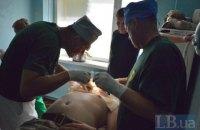Врачи рассказали о состоянии военных, пострадавших от взрыва миномета на Ровенском полигоне