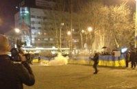 Під час сутичок у Донецьку загинула людина