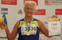 Старейшая бегунья Украины скончалась на 91-м году жизни