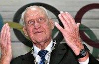 На 101 году жизни умер бывший президент ФИФА Авеланж