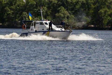 Национальная полиция купила девять патрульных катеров