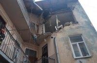 Во Львове произошел взрыв в трехэтажном доме, двое пострадавших