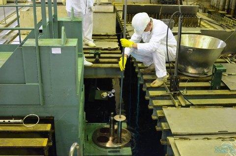Другий енергоблок ЧАЕС звільнено від ядерного палива