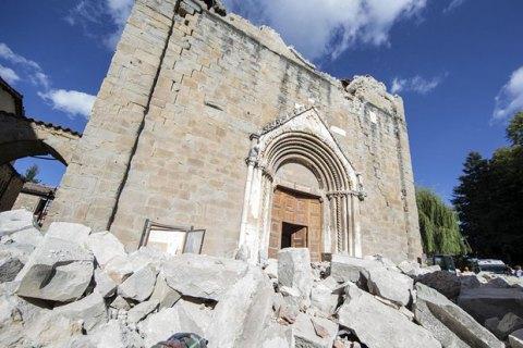 В центральной части Италии произошли два мощных землетрясения