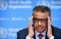 Всемирная организация здравоохранения заявила, что пандемия коронавируса еще далека от завершения
