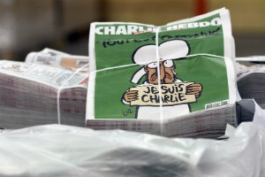 Выпуск нового номера Charlie Hebdo отложен на неопределенный срок