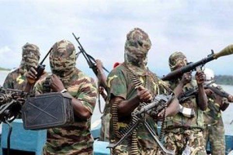 """Армия Нигерии освободила 76 похищенных """"Боко Харам"""" боевиками школьниц"""