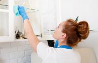 Названа стоимость услуг по уборке квартир в Киеве