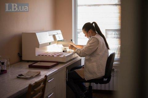В Україні за добу виявили 717 випадків ковіду, 97 із них - у медпрацівників