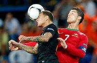 Роналду выводит Португалию в четвертьфинал